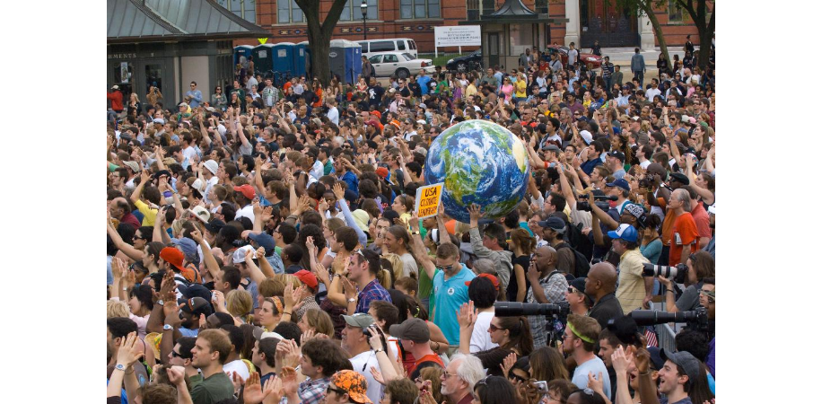 Earth Day concert 2010